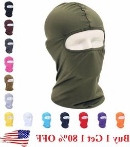 Outdoor Ski bike Motorcycle Cycling Balaclava Lycra Full Fac