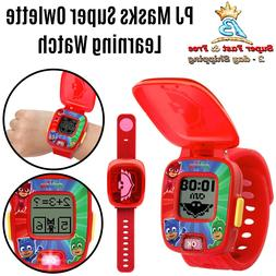 PJ Masks Super Catboy Learning Watch Game Educational Preten