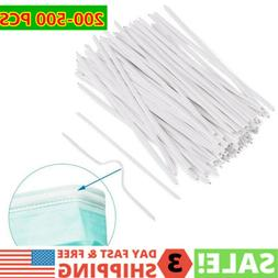 Plastic Strips Nose Bridge Strips Wire for DIY Mask Sewing C