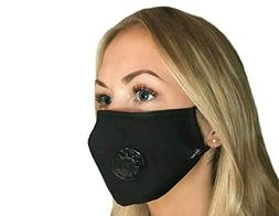 Pollution Mask Military Grade Anti Air Dust and Smoke Pollut