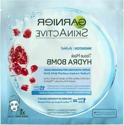 Garnier Pomegranate Hydrating Face Tissue Mask for Dehydrate