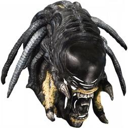 Predator-Alien Hybrid Deluxe Mask Costume Accessory Adult Ha