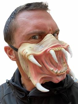 Predator Mask Alien Space Movie Funny Half Face Arnold Fancy