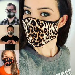 Fashion Protective Face Mask for Women,Men,Children