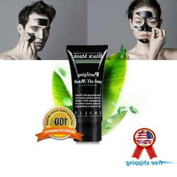 Purifying Face Mask Activated Carbon Blackhead Remover Peel-