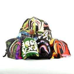 Shark Mouth Masks BAPE A BATHING APE Cotton Fashion Anti-Dus