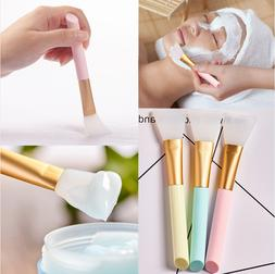 Silicone Facial Face Mask Brush Mud Mixing Skin Care Applica
