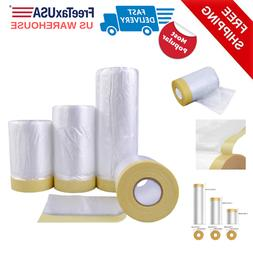Tape and Drape, Assorted Masking Paper for Automotive Painti