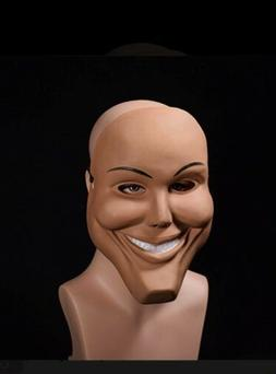 The Purge Mask Movie Smiling Halloween Anarchy Election Year