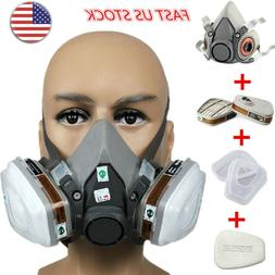 US Safety Painting Spraying For 3M 6200 N95 Half Face Dust G