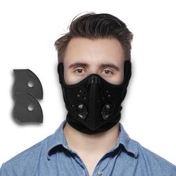 Winter Anti-dust Half Face Mask Filter For Outdoor Sports Sk
