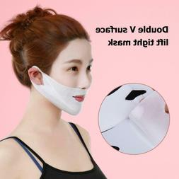Miracle Double Layer V-shaped Slimming Facial Mask Face Care